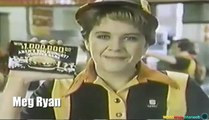 """The Ultimate """"Before They Were Famous"""" Celebrity Commercials Compilation"""