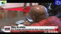 Ebola in Congo of different strain; doctor dies despite ZMapp treatment
