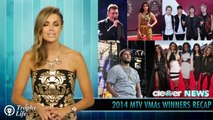 2014 MTV VMA Winners Recap : Miley Cyrus, Beyonce, Ariana Grande, Lorde