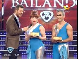 """Calatrava"" Lizi Tagliani junto a las Bailarinas #Showmatch"