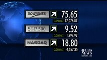 S&P 500 sets record high