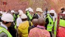 Dans les entrailles de Kibali, géant de l'or congolais