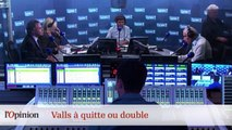 Valls à quitte ou double
