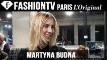 Martyna Budna  My Life Story ,  Model Talk ,  FashionTV