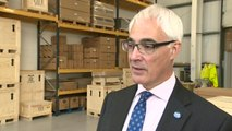 Darling: Salmond still has not answered key questions on Scottish independence