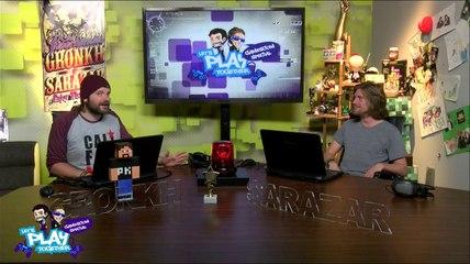 Let's Play Together mit Gronkh und Sarazar (Gamescom, Risen 3, Gewinnspiel) Folge 88-1/3