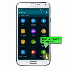 How to Increase Battery Life on Your Samsung Galaxy S5 by
