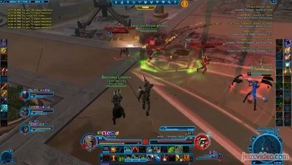 Looking For Games - Star Wars : The Old Republic - LFG Test : Star Wars The Old Republic
