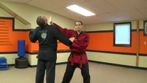 Kempo/Kenpo Karate Lapel Grab Defense