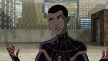 'Marvel's Ultimate Spider-Man - Web Warriors' - Meet Miles Morales