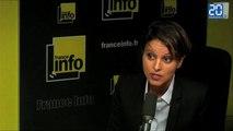 Najat Vallaud-Belkacem : «La polémique inutile et les débats stériles n'auront pas de place dans mon ministère»