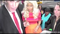 Nicki Minaj Discusses Her Nipples At MTV VMA 2014 After Wardrobe Malfunction