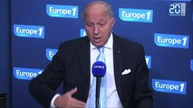 Laurent Fabius «Nous avons choisi, sur le plan économique interne, de faire des réformes de structures»