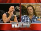 Stone Cold + Bret Hart (RAW 10.28.1996)