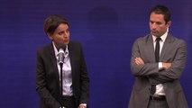 [ARCHIVE] Passation de pouvoir : discours de Najat Vallaud-Belkacem