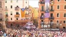 TV3 - Quarts de nou - Crònica castellera - Quarts de Nou 24 d'agost de 2014