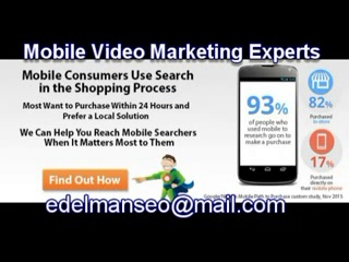Market Research  Mobile Video Marketing 2014 , Mobile Video Marketing Trends , Mobile Video Marketing Methods , Mobile Video Marketing Consultants will place your website on the first page of Google , How to dominate mobile search resu (1)