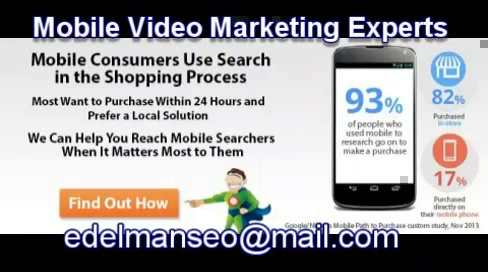 Mobile Video Marketing Methods