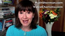 Public Speaking & Presentation Skills Training by Ruth Sherman