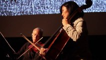 Kronos Quartet perform first world war multimedia project Beyond Zero: 1914-1918 for Edinburgh international festival