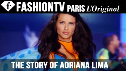 THE STORY OF ADRIANA LIMA Weekend on FashionTV August 29-31