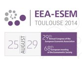 Allocution de Jean-Luc Moudenc, maire de Toulouse, donnée amphi Despax, en ouverture de la première séance plénière du congrès EEA-ESEM 2014