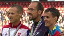 ChE athlétisme 2014, 50 km marche partie 2 sur 2 (record du monde de Y. Diniz)