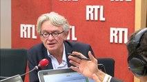 Jean-Claude Mailly était l'invité de RTL Soir mercredi 27 août 2014