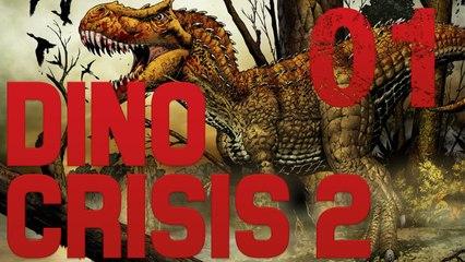 #1 Dino Crisis 2: La Nuit Des Carnivores