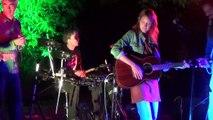 ZICO JARDIN Concert Constance Amiot - pop folk  Musicien/groupe Sam 16 Août 2014 à l' Atelier Gabrielle à Salernes Org : Nicolas Buffet Dracénie Var