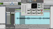 Pro Tools Basics - Plugins - Compression - How To Compress Track - Compress Audio