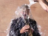 David Lynch Ice Bucket Challenge