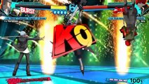 Persona 4 Arena Ultimax  Yu Trailer   PS3