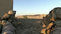 Military - Graphic HD Video Marines In Combat Firefight