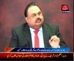 Govt should voluntarily step down to avoid bloodshed, says Altaf Hussain