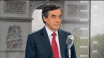 "Fillon a ""quelques désaccords assez profonds"" avec Nicolas Sarkozy"