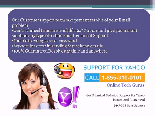 Yahoo Support Phone Number, Telephone Number, Contact Number