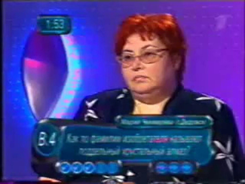 Народ против (ОРТ, 25.07.2002) Владимир Жуков, Ольга Костенко