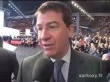 Xavier Darcos soutient Nicolas Sarkozy