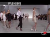 """""""Gianfranco Ferré"""" Spring Summer 2009 Milan 2 of 2 by Fashion Channel"""