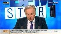 BFM Story: 200 députés socialistes soutiennent François Hollande contre les frondeurs - 28/08