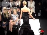 """Carolina Herrera"" Spring Summer 2009 New York 2 of 2 by Fashion Channel"