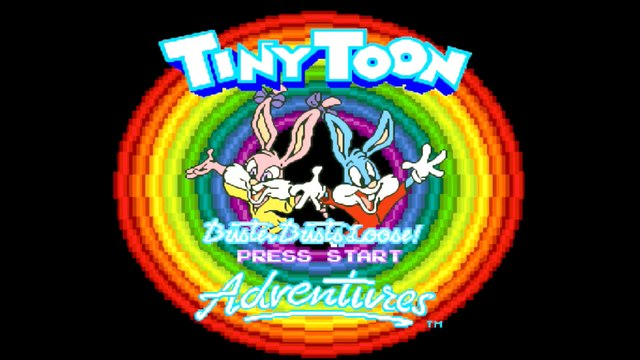 Tiny Toon Adventures: Buster Busts Loose! Review