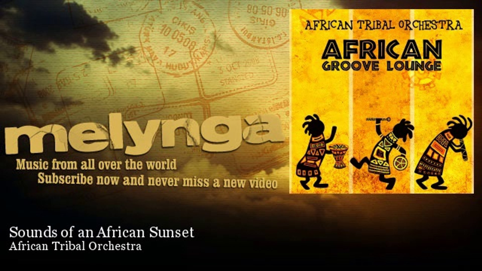 African Tribal Orchestra - Sounds of an African Sunset