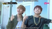 [ENG] [American Hustle Life] Unreleased Cut - Ep.5 Mnet=Warren G! The boys' sudden praise for Mnet   ABS