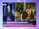"""Reacția României la criza din Ucraina. Traian Băsescu - """"Obiectivul lui Vladimir Putin este să facă o Transnistrie în Ucraina"""""""