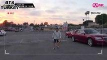 [Türkçe Altyazılı] American Hustle Life Ep.3 Unreleased Cut: BTS V,Suga ,Jungkook Acrobatics Skateboard ?!