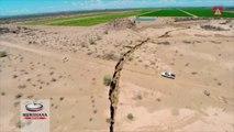 Terremoto California, grossa crepa lunga chilometri si apre nel Messico Occidentale