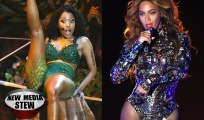 NICKI MINAJ Near Nip Slip, BEYONCE Drunk In Love & More MTV VMAs 2014 Awesome Moments