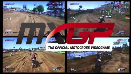 Gameplay PS4 Gamescom de MXGP : The Official Motocross Videogame